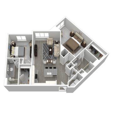 1206 floor plan